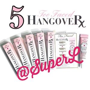 5 TOO FACED Hangover Replenishing Face Primer Mini